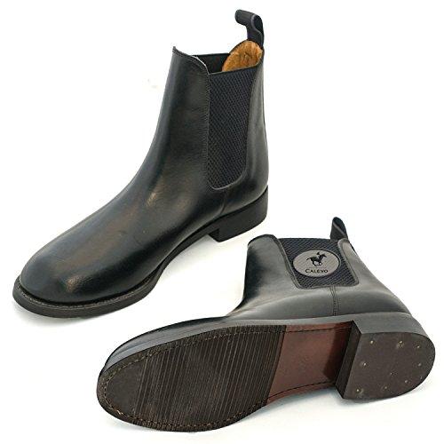 WALDHAUSEN ELT Jodhpurstiefelette Classic, Schuhgrösse 43, schwarz