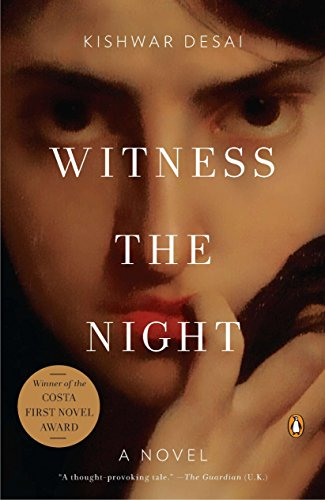 Image of Witness the Night: A Novel