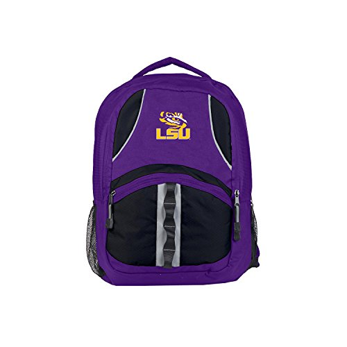 Officially Licensed NCAA LSU Tigers Captain (Back Tiger)