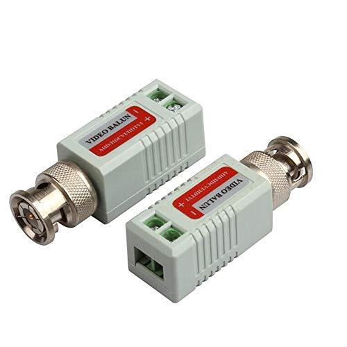 (Single Channel Passive Video Transceiver for Balun CCTV Camera/DVR BNC UTP)