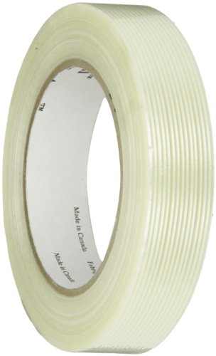 Tartan Filament Tape 8934 Clear, 24 mm x 55 m (Case of 36) by Tartan