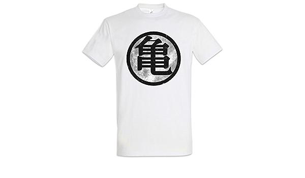 Urban Backwoods Master Goku Camiseta De Hombre T-Shirt ...