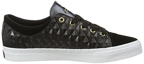 Creative Recreation Heren Forlano Fashion Sneaker Zwart