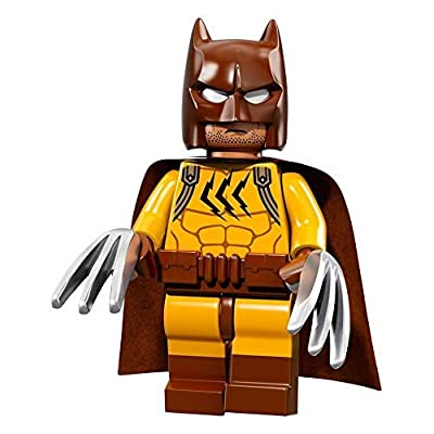 LEGO Batman Movie Series 1 Collectible Minifigure - Catman (71017): Toys & Games