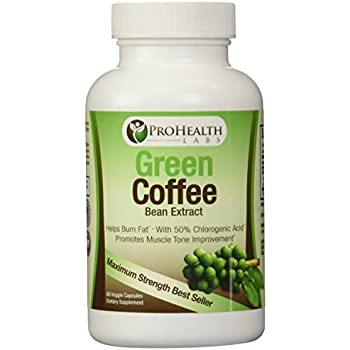 PURE GREEN COFFEE BEAN EXTRACT All Natural Diet Supplement Pills Recommended Fast Weight Loss, Bonus FREE eBOOK - Boosts Metabolism to Burn Fat - Made in the USA – RISK FREE Money Back GUARANTEE!!