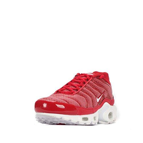 Nike Air Max Plus Txt Tn Mens Sneaker Università Rosso Bianco 611