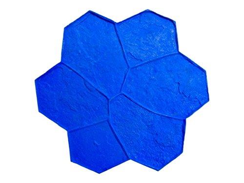 Original Random Stone Concrete Stamp Mat Set 8 Piece