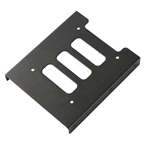 CLIENSY 2.5'' to 3.5'' SSD HDD Metal Adapter Mounting Bracket Hard Drive Holder for PC by CLIENSY (Image #4)