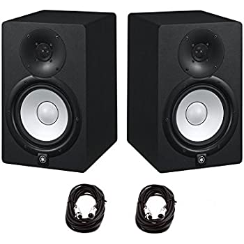 yamaha hs7 powered bi amplified studio monitor. Black Bedroom Furniture Sets. Home Design Ideas