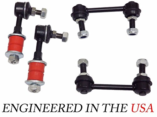 - 4PC SWAY BAR LINKS FRONT/REAR 1993-2001 FOR NISSAN ALTIMA