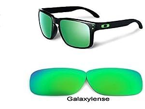 e1961b18e8 Amazon.com  Galaxy Replacement lenses For Oakley Holbrook Polarized ...