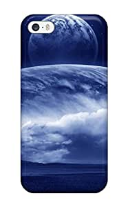 Sanp On Case Cover Protector For Iphone 5/5s (space Art )