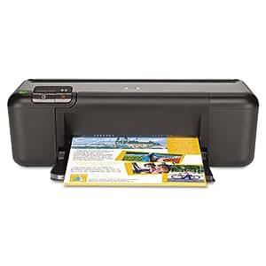 HP Impresora HP Deskjet D2660 - Impresora de tinta (9 ppm, 21 ppm, 28 ppm, 80 hojas, 80 hojas, 20 hojas)
