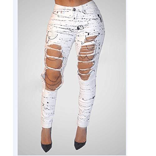 Sexy Pantaloncini Toppa Grande Bianca z Qiyun Donna A Oxqf6zw