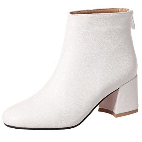 Zanpa Elegant Women Ankle Boots Boots Boots Zipper B07FYH1MC7 Shoes 59ddaf