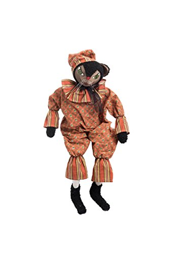 GALLERIE II Blythe Black Cat Joe Spencer Gathered Traditions Art Doll -