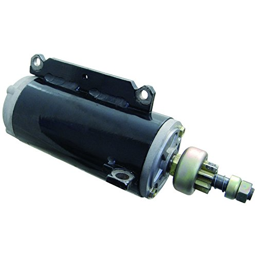 New Starter For Evinrude Johnson OMC V6 Outboard Engines 150-235 HP 387094, 395207, 0814240