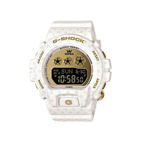 725ace7d09b G-Shock GMDS SUPRA Collaboration Luxury Watch - White / One Size ...