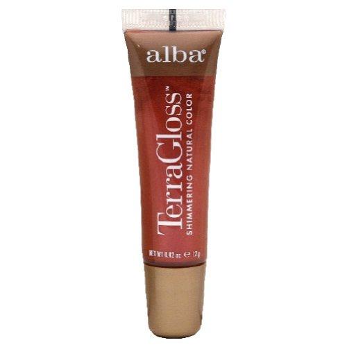 Alba Botanica Terragloss, Bloom Lip Gloss, 0.42 Ounce