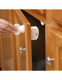 Safety 1st Magnetic Cabinet Locks, 8 Locks + 1 Key