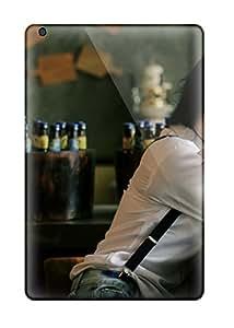 Ultra Slim Fit Hard Alina Morning Case Cover Specially Made For Ipad Mini/mini 2- Mood