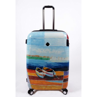 NeoCover NCLGA-1224-A Caribbean Relaxation Luggage, 22'' by NEOCOVER