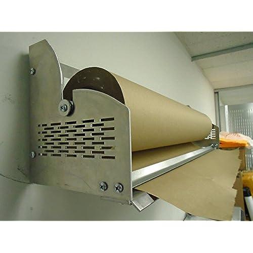 paper cutter roll dispenser 24 inches wall mount kraft paper duralov