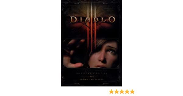 Amazon.com: Diablo III Collectors Edition Behind-the-Scenes Blu-Ray/DVD Combo: Movies & TV