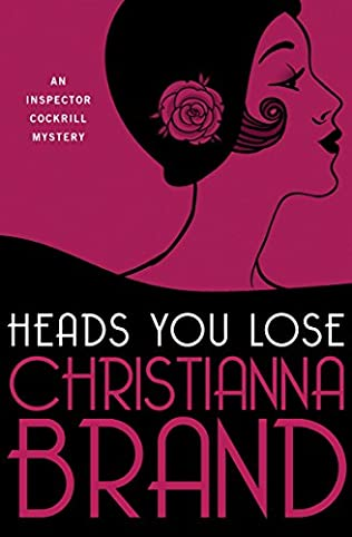 book cover of Heads You Lose