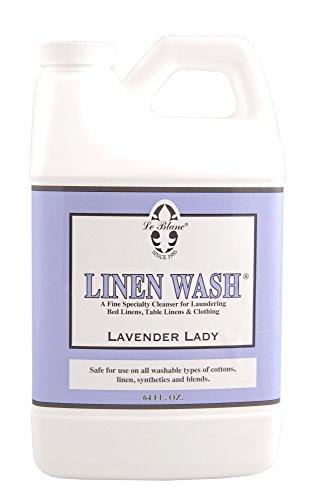 Le Blanc® Lavender Linen Wash - 64 FL. OZ., 6 Pack by Le Blanc