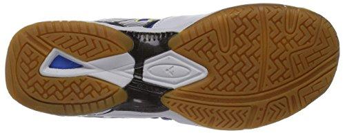 VICTOR 820 - Zapatillas de deporte de cuero unisex Blanco