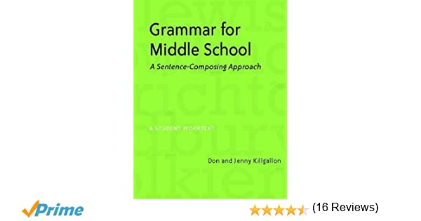 Workbook adverb of manner worksheets : Amazon.com: Grammar for Middle School: A Sentence-Composing ...