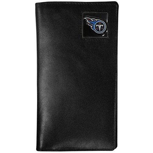 NFL Tennessee Titans Tall Leather Wallet
