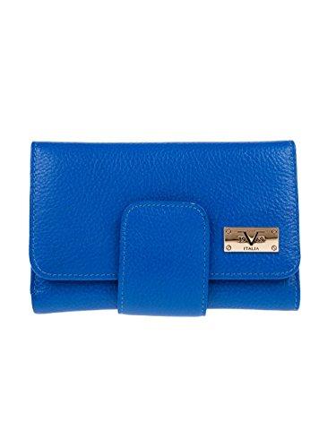VERSACE 19.69 ABBIGLIAMENTO SPORTIVO SRL MILANO ITALIA - Bolso de asas para mujer Talla única Azul
