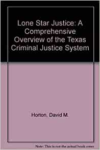 overview of the criminal justice system A brief overview of the american criminal justice system.