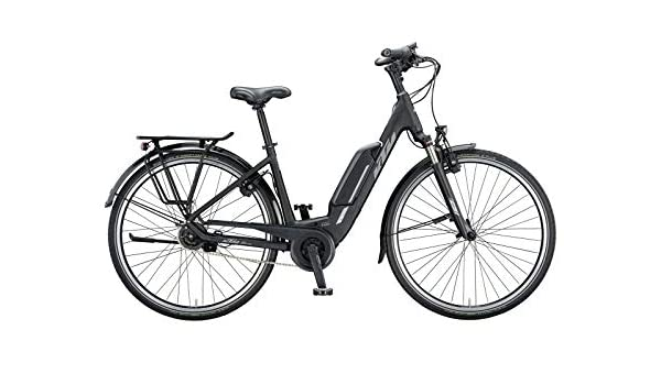 KTM Macina Central 5 XL Bosch bicicleta eléctrica 2020, color ...