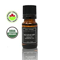 Rosemary Essential Oil - Certified Organic - 10 ml - 100% Pure