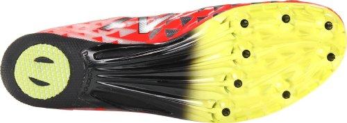 New Balance Heren Msd400 Spike Synthetische Hardloopschoen Roze / Zwart