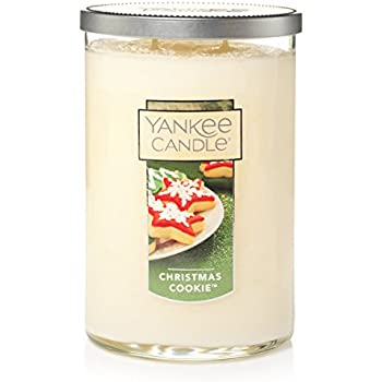 Yankee Candle Large 2-Wick Tumbler Candle, Christmas Cookie