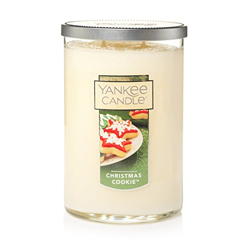 (Yankee Candle Large 2-Wick Tumbler Candle, Christmas Cookie)