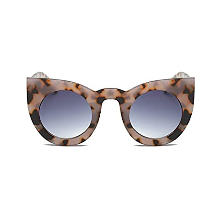 attachmenttou Lunettes de soleil Shades Eye Women Cat Décor Sun Proof Mode Multicolor 3LuEFcQ