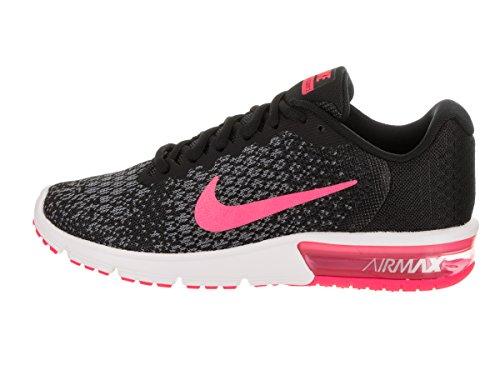 Nike Mujer Air Wmns Zapatillas Deporte Sequent rosa Nero 2 De Max 88Cq6r5cw