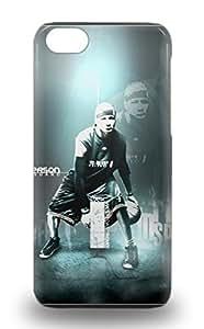 New Style NBA Philadelphia 76ers Allen Iverson #3 Premium Hard Cover 3D PC Case For Iphone 5c ( Custom Picture Case Cover For SamSung Note 3 , Case Cover For SamSung Note 3 , iPhone 5, iPhone 5S, iPhone 5C, iPhone 4, iPhone 4S,Galaxy S6,Galaxy S5,Galaxy S4,Galaxy S3,Note 3,iPad Mini-Mini 2,iPad Air )