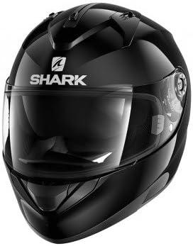 Shark Casco moto RIDILL BLANK BLK S Nero