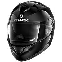 SHARK - HE0500EBLKL/162 : Casco Integral RIDILL Blank