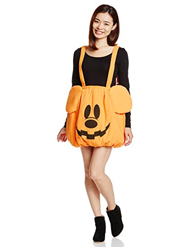 Disney Pumpkin Mickey Pants Costume - Teen/Women's Std Size