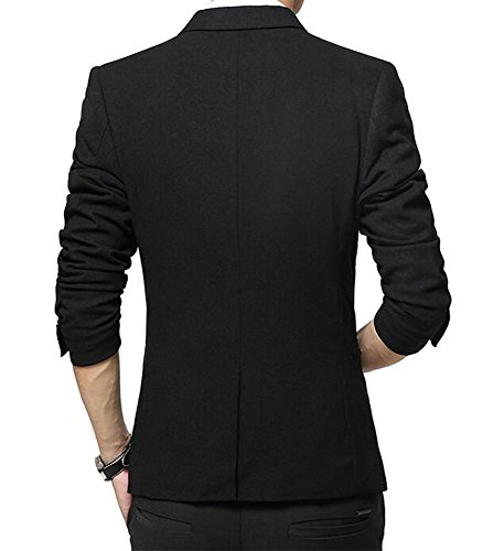 Benibos Benibos Noir Noir Blazer Noir Blazer Homme Blazer Benibos Homme Homme 4q5tI