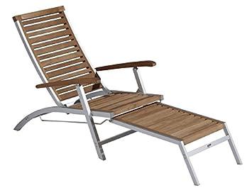 Amazon De Balke Design Deckchair Venezuela Aluminium Eloxiert