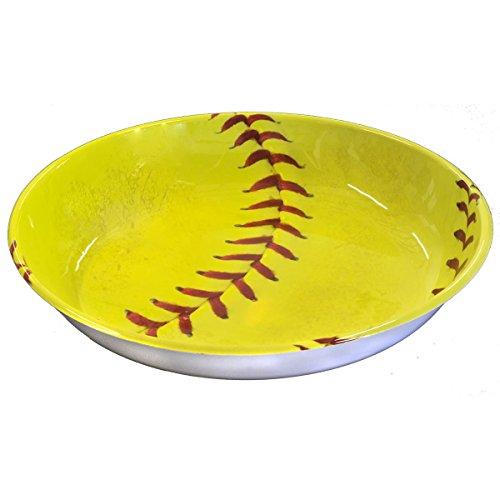 Extra Large Softball Serving Bowl (14