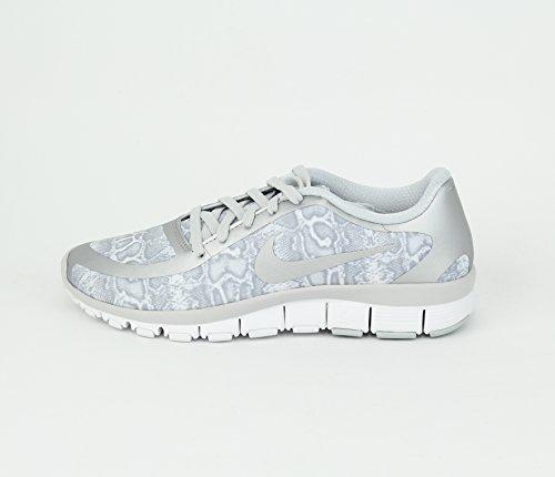 Nike Zapatillas air mogan 2 blanco/plateado